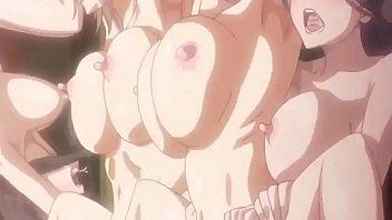 【エロアニメ】目の前におっぱいしかねぇ!!スケベビッチとやりまくるだけのシチュエーション!こんな激しい性交でイキまくってみたかった…