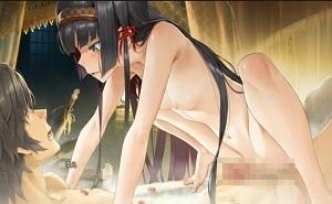 スレンダーちっぱい娘が腰を振りつつ責めて来る超気持ちいいセックス!H場面アニメ―ション有り♪こんなやらしく擦られたらもう狂っちゃう